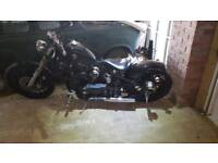 Ajs street bobber 125cc