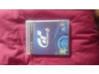 PS3 Gran Turismo 6