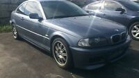 2002 BMW 325 CI | COUPE | ALLOYS | LEATHER | SUNROOF |