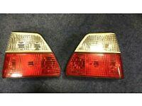 Golf MK2 Rear lights - clear