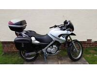 BMW GS650 TWINSPARK
