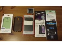 Samsung galaxy s4 accessory bundle paid over £40