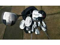 JACK NICKLAUS AV1 FULL GOLF PACKAGE