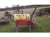Hardi AMPS300 sprayer suit utility vehicle or compact
