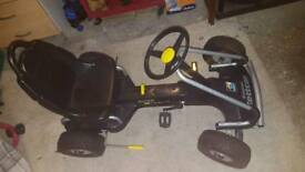 Kettcar go cart very good condition