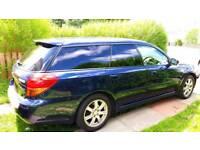 Subaru Legacy Sports Tourer