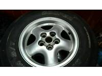 """16"""" discovery 2 alloys"""