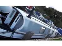**newpix*** 42ft narrowboat in Kent, good hull, open to offers