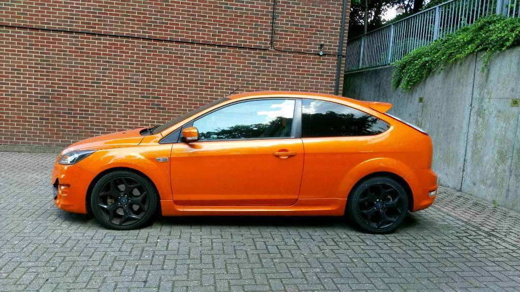 2010 FORD FOCUS 2.5 ST FULL SERVICE HISTORY,