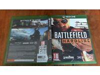xbox one Battlefield Hard Line game