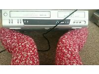 Daewoo dvd/video cassette recorder modelbdf-4700P