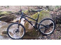 2014 Yeti SB66C Carbon Mountain Bike (Enduro, Trail)