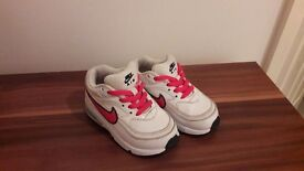 Nike air max for girls size 6