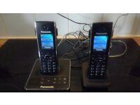 Panasonic Cordless phone twin pack.