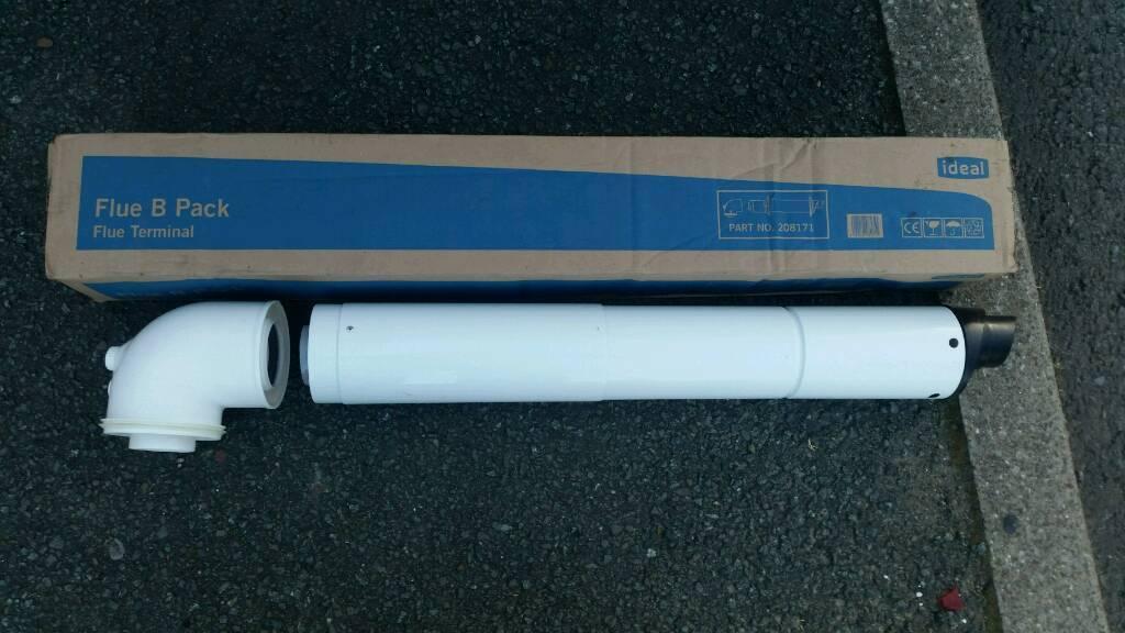 Ideal boiler flue combi , heat only , system boiler | in Merthyr ...