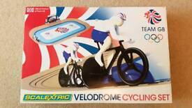 Team GB Velodrome Cycling Scalextric Set