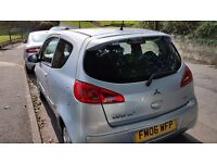 Mitsubishi Colt 1.5 DI-D CZ3 3dr 2006. Recent service and MOT very reliable. 2 owners.