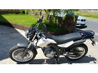 Derbi Cross City 125cc Learner Legal only 1300 miles on 65 plate