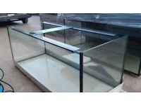 New 6ft Aquarium for sale ,Fish tank for sale 180x60x55 cm 600l