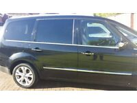 7 seater galaxy titumium x full leather and pan slit roof stunning NOW REDUCED TO JUST 8150
