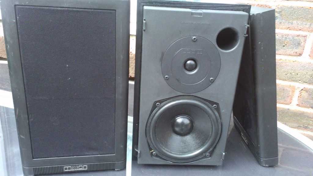 Mission 760i SE Bookshelf Speakers