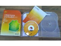 Office home and student 2010 in very good condition! Can deliver or post!