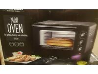 New In Box Mini Oven Perfect For Caravans Camping etc Grill Kitchen