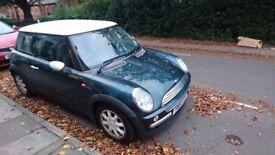 Mini Cooper (Racing Green)