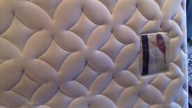 Double mattress in good clean condition