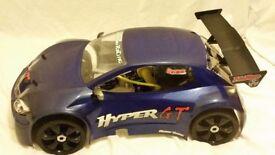 HoBao Hyper GT 1/8th Scale .28 Nitro RTR Rally Car - Blue