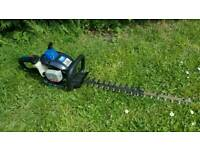 Mccallister petrol hedge trimmer