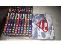 Smallville box set in brand new condition