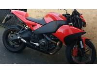Buell 1125cr 2009 v twin ££££'s spent on upgrades very low miles 5700 2 owners