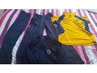 Bradford girls G school PE kit excellent condition