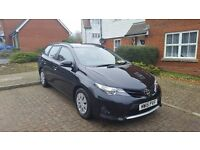 2015 Toyota Auris Estate-Super(Economical/reliable) New(drive/look/sound) PCO Uber ready One owner