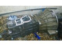 land rover 90 gear box