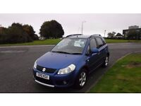 SUZUKI SX4 DDIS 1.6 Turbo Diesel,2010,41,000mls,1 Previous Owner,Full Service History,Alloys,Air Con