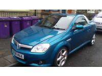 Vauxhall, TIGRA, Convertible, 2008, Manual, 1364 (cc), 2 doors