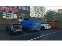 Office & warehouse to let in Oadby industrial area