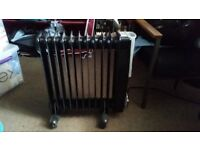 Oil Heater. Oil radiator. 2000W
