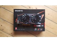 Gigabyte 4GB G1 GAMING RX480 AMD Graphics Card with WINDFORCE 2X
