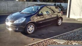 2008 Renault clio 1.2 tce 68k miles, 2 owners from new, genuine car