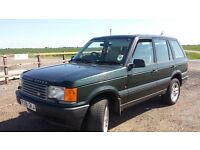 Range Rover 2.5 DSE With the BMW diesel engine