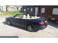 Volvo C70 Convertible. low mileage with service history