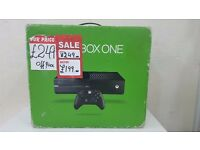 Xbox One Brand New Boxed ( Never been used)