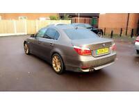 BMW 530i PRINS LPG (60mpg) FULL MOT FSH GOLDEN ALLOYS
