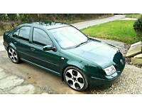 Volkswagen bora 1.9tdi sport modified - ( swap )