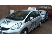 Driving Lessons Anniesland Knightswood west end
