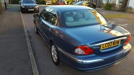 Jaguar x type 2.1l 2002