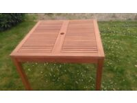 Chichester outdoor table ( new )